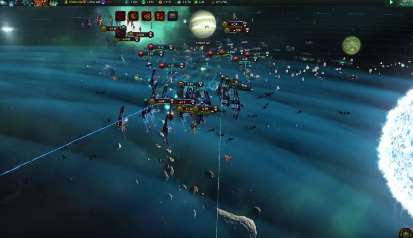 Stellaris, czyli jak podbić kosmos